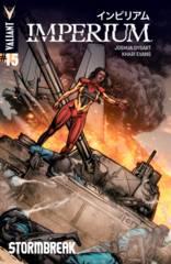 Imperium #15 Cover A Evans