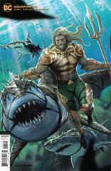 Aquaman Vol 8 #62 Cover B Tyler Kirkham Variant