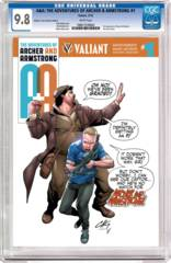 A&A: Archer & Armstrong #1 Cover D CGC Replica Henry