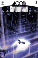4001 AD Shadowman #1 Cover A Foreman