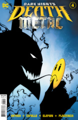 Dark Nights Death Metal #4 (Of 7) Cover A Greg Capullo Embossed Foil