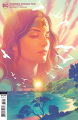 Wonder Woman Vol 1 #763 Cover B Joshua Middleton Variant