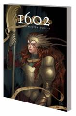 1602 Witch Hunter Angela TPB (Secret Wars)