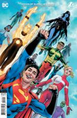 Legion Of Super-Heroes Vol 8 #11 Cover B Nicola Scott Variant