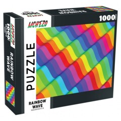Rainbow Wave 1000pc puzzle