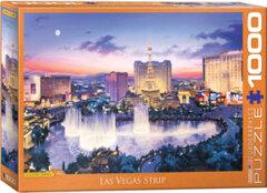 Las Vegas Strip by Eugene Lush - 1000 pc puzzle