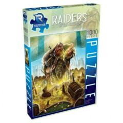 Raiders of the North Sea - 1000ct puzzle