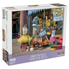 Sidewalk Treasures 1000pc puzzle