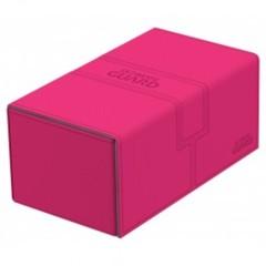 Ultimate Guard Deck Case Twin Flip N Tray 200+ Xenoskin Pink