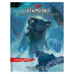 D&D Adventure Icewind Dale: Rime of the Frostmaiden