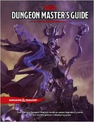 Dungeons & Dragons Book: Dungeon Master's Guide