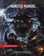 Dungeons & Dragons Book: Monster Manual