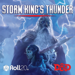 Dungeons & Dragons Book: Storm King's Thunder