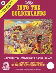 5E: Into the Borderlands
