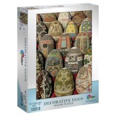Decorative Eggs 1000pc puzzle
