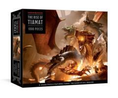 D&D: The Rise of Tiamat Dragon - 1000pc puzzle