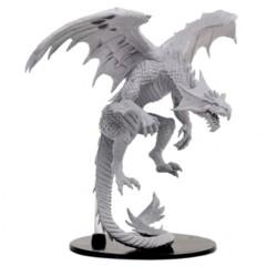 Pathfinder Deep Cuts: Gargantuan White Dragon