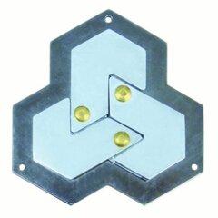 Hanayama Puzzle: Hexagon Lvl 4