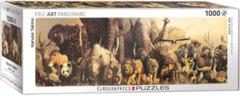 Noah's Ark -  Panoramic 1000 pc puzzle