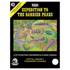 5E: Expedition To The Barrier Peaks