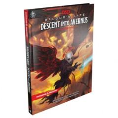 Dungeons & Dragons Book: Descent Into Avernus