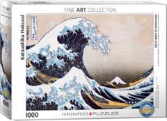 Great Wave of Kanagawa - 1000pc puzzle
