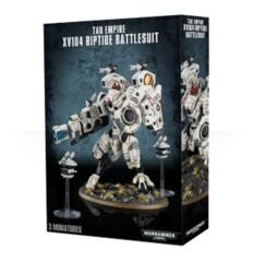 40K: Tau Empire: XV104 Riptide Battlesuit