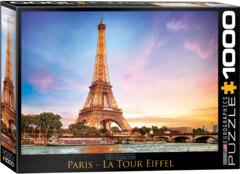 Paris La Tour Eiffel - 1000pc puzzle