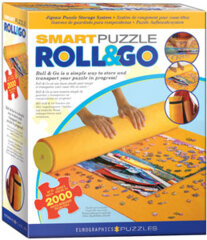 Smart Puzzle Roll & Go Mat