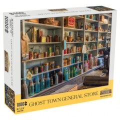 Ghost Town General Store 1000pc puzzle