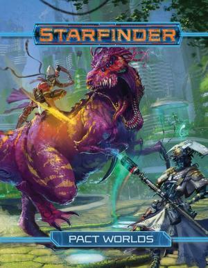 Starfinder: Pact Worlds Book