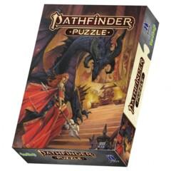 Pathfinder: Core Rulebook 1000pc puzzle