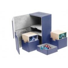 Ultimate Guard Deck Case Twin Flip N Tray 200+ Xenoskin Blue