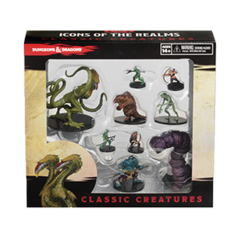 D&D: Classic Creatures Box Set