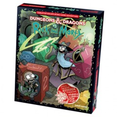 Dungeons & Dragons Rick & Morty