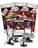 Star Wars Pocketmodel Base Set Booster Pack