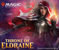 Throne of Eldraine Pre Release and Launch Party