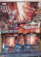 Marvel Dice Masters - Civil War - Feed Pack