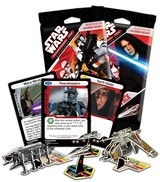 Star Wars Pocketmodel Ground Assault Booster Pack