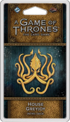 A Game of Thrones LCG: 2nd Edition - House Greyjoy Intro Deck