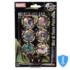 Marvel Heroclix: Spider Island Dice & Token Pack