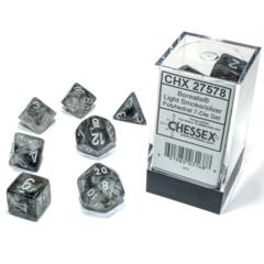 Borealis Luminary Light Smoke/silver 7-Die Set