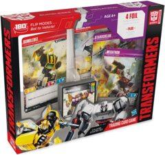 Transformers TCG Bumblebee & Megatron Starter