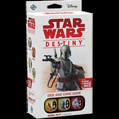 Star Wars Destiny: Boba Fett Starter Set