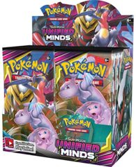 Sun & Moon Unified Minds Booster Box