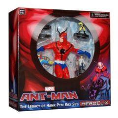 Heroclix Ant-Man: The Legacy Of Hank Pym Box Set