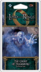The Lord of the Rings LCG: The Ghost of Framsburg Adventure Pack