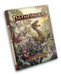 Pathfinder 2E: Bestiary 3