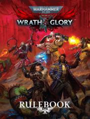Warhammer 40,000 Wrath & Glory RPG: Core Rulebook Revised Hardcover