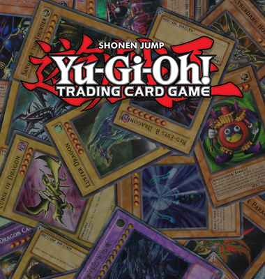 Yugioh Card Singles & Sealed Products
